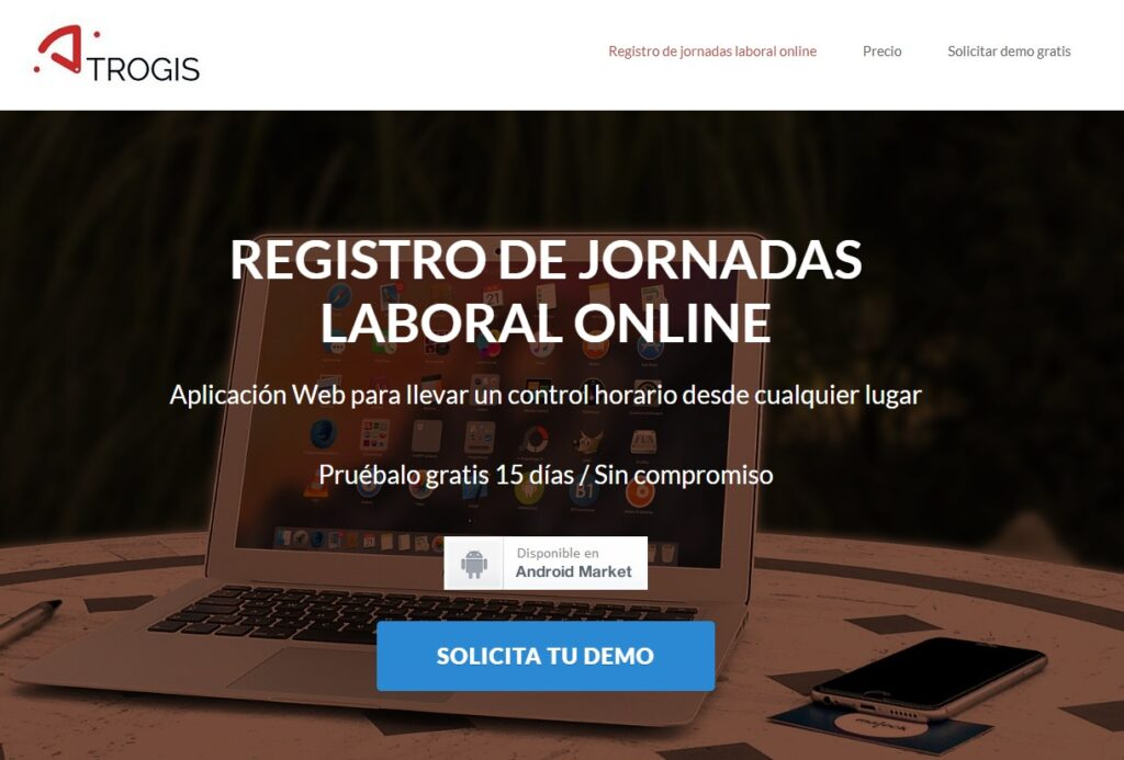 trogis web